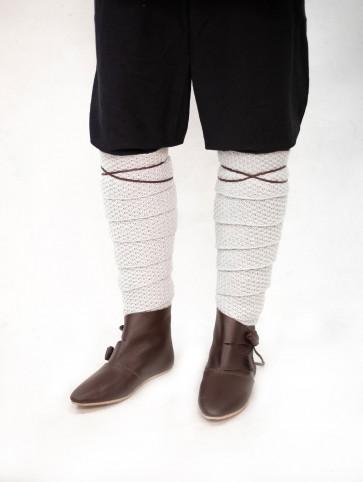 Knitted Wool Winingas Askil - Grey