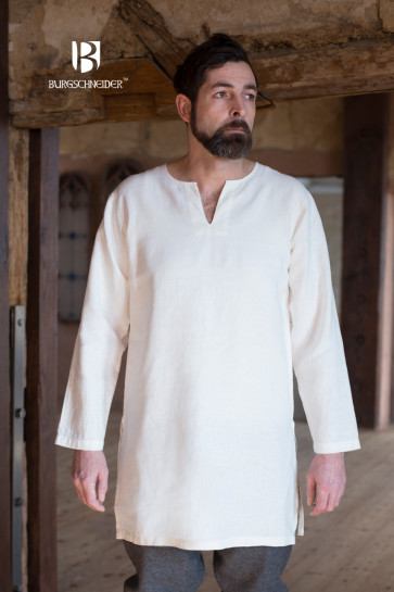 Viking Linen Undertunic Sven by Burgschneider