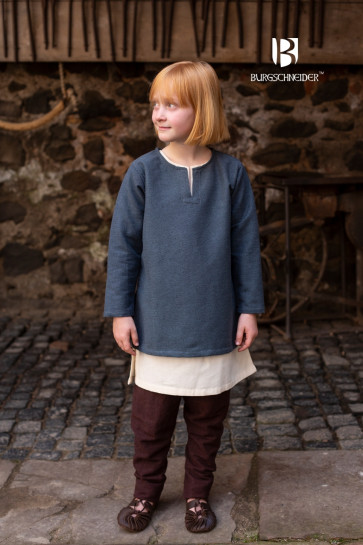 Children's Tunic Eriksson - Grey