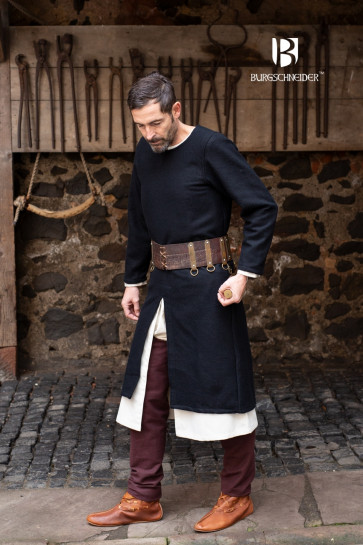 Garment Set Everard with Undertunic and long Wooltunic