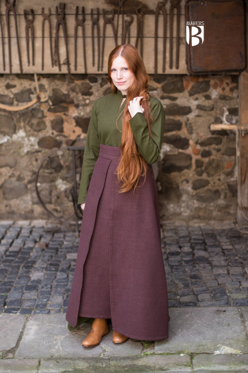 Brown Skirt Mera unisex