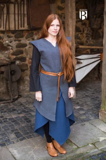 Elven Tunic grey