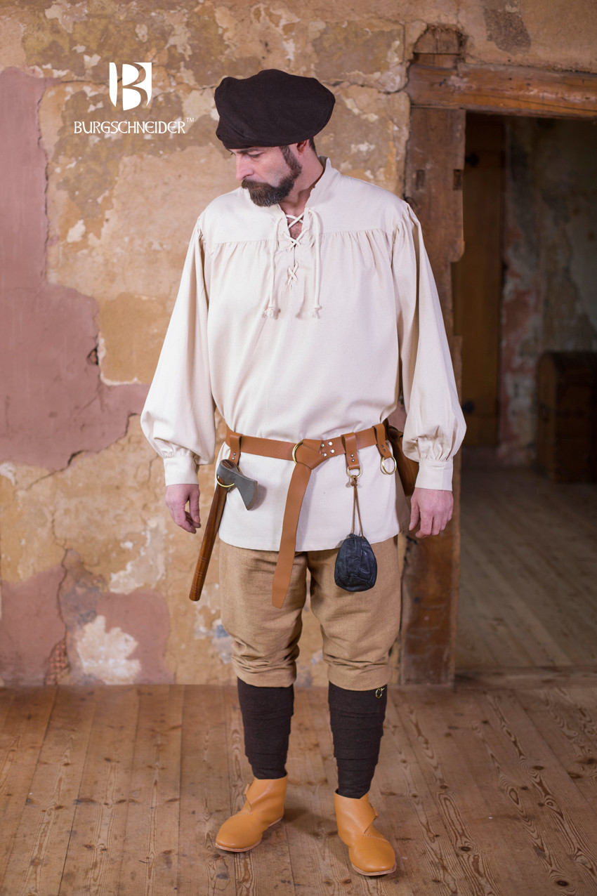 Clothing for medieval heroes