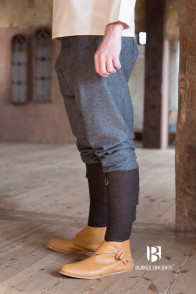 Thorsberg Pants Fenris - Wool Dark Grey