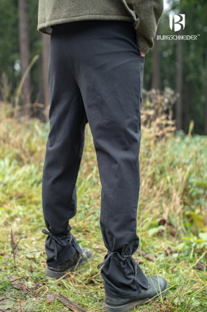 Pants Kergon - black