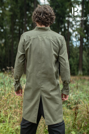 Tunic Thereon - seagrass