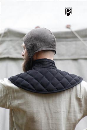 Padded Collar Donnergrund - Black