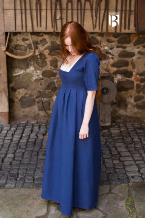 Women's Dress Frideswinde - Blue