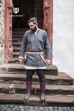 Viking Warrior Short Tunic Erik by Burgschneider
