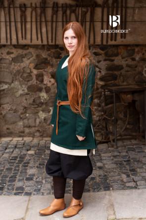 Wool Tunic Hyria - Green