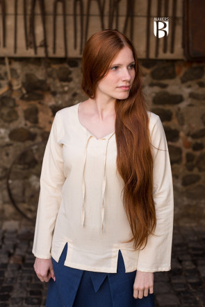 Blouse Lysia - Natural