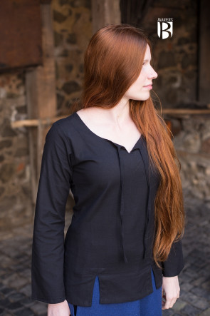 Blouse Lysia - Black