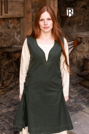 Dress Lannion - Green