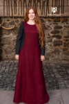 Surcot Albrun - Wool Red