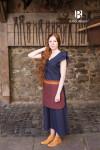 Women's Dress Agga - Blue
