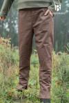 Pants Kergon - brown