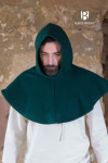 Gugel Cucullus - Wool Green