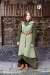 Wrap Dress Dala - Linden Green