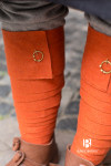 Wool Winingas Aki - Orange