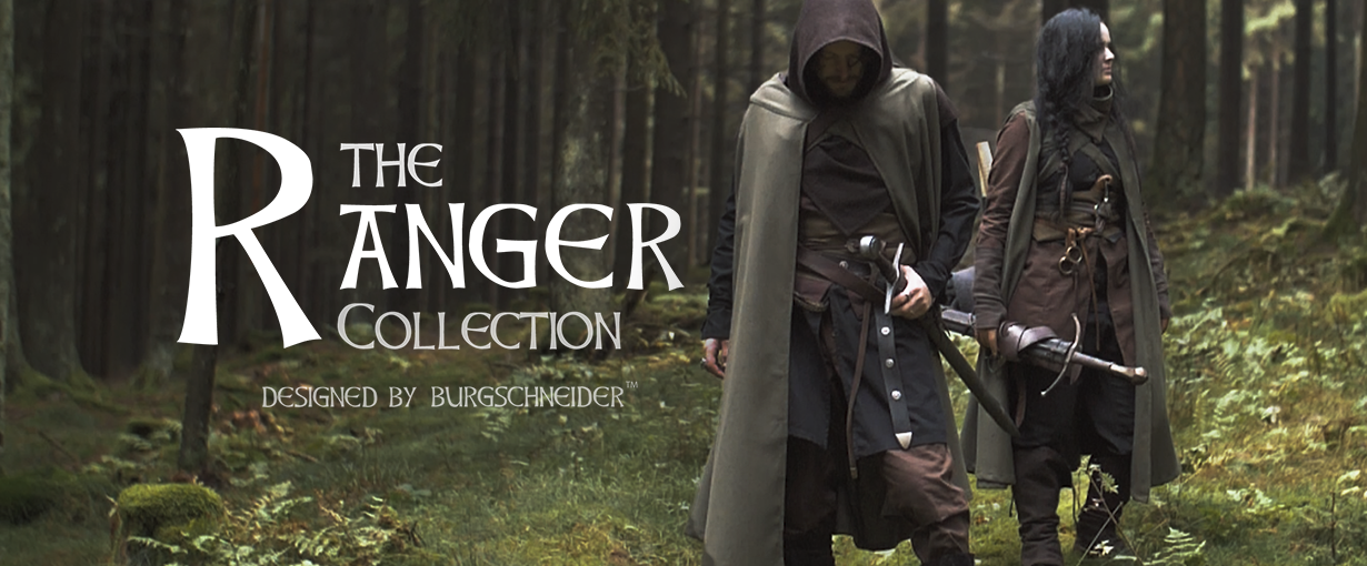 The Ranger Collection designed by Burgschneider. Banner go to products of this collection